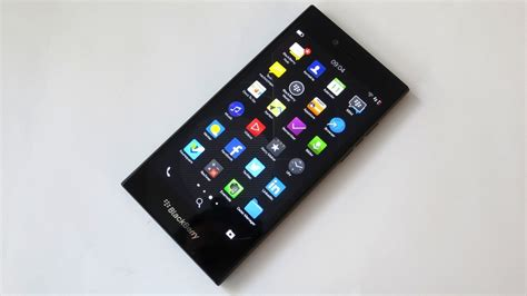 blackberry leap eindr 252 cke des smartphones