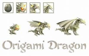 Origami Dragon - Dragon City Guide