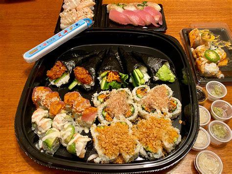 Family Dinner Pick: Kura Sushi - THE DC MOMS