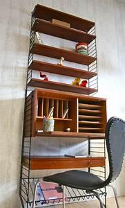 Sekretär Modern Design : sekret r string nisse mid century design im retrosalon ~ Watch28wear.com Haus und Dekorationen