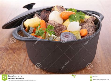 pot au feu beef stew stock image image of stew 35194751