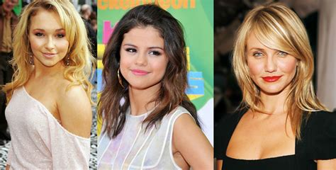 25 Beautiful Medium Length Haircuts For Round Faces