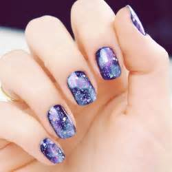 Trendy purple nail art designs you have to see hative