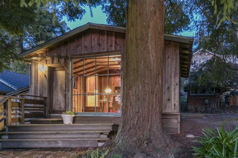 Romantic Berkeley 'cabin In The Woods' Lists For $479,000