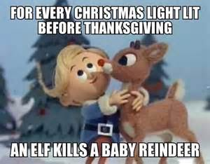 Pre Lit Christmas Tree No Lights Working by Shopping On Thanksgiving 2016 Best Funny Retail Memes