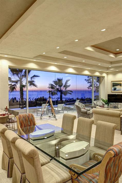 #oceanfront Living Room Design From A La Jolla, California. Off White Kitchen Cabinets With Dark Floors. Small Kitchen. Kitchen Cabinet Crown Molding Ideas. Small Kitchen Houzz. Kitchen Island Wall. White Tiles Kitchen. White And Dark Kitchen Cabinets. Curtain Ideas For Kitchen