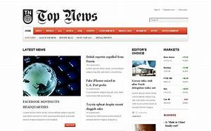 news portal joomla template 37497 With news site template free download