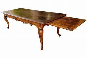 Table En Noyer : table de ferme en noyer massif xixe si cle ~ Teatrodelosmanantiales.com Idées de Décoration