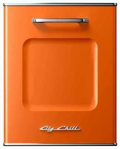 Lave Vaisselle Retro : big chill retro dishwasher panel orange lave vaisselle denver par big chill ~ Teatrodelosmanantiales.com Idées de Décoration