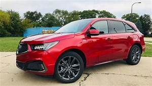 2019 Acura MDX A Spec looks sporty but still acts like a 3