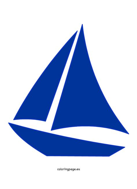 Sailboat Color by Sailboat Clipart Sail Pencil And In Color Sailboat