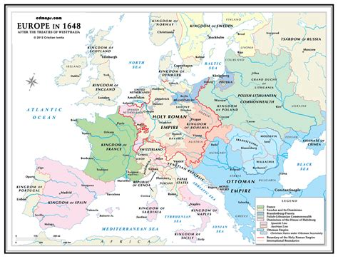 World History Maps