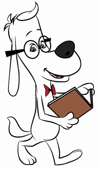 Sherman Peabody Mr Clipart Clip Cartoon Bullwinkle