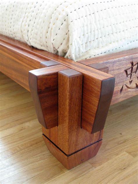 asian inspired platform bed  silverhalo  lumberjocks