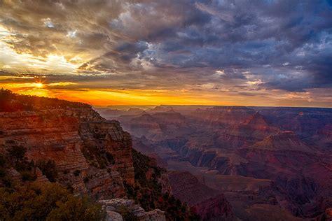 grand canyon sunset hd wallpaper  high