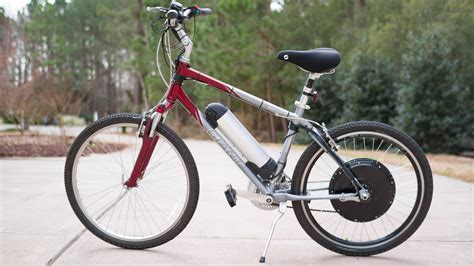 Installing An Electric Bike (ebike) Conversion Kit
