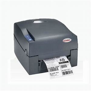 godex barcode label printer usb port support stickers With apparel label printer