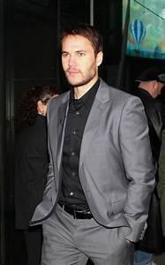 grey suit, black shirt, no tie. | GQ | Pinterest ...