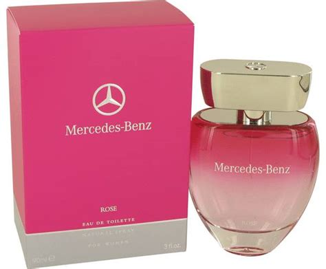 The earliest edition was created in 2012 and the newest is from 2021. Mercedes Benz Rose by Mercedes Benz - Buy online | Perfume.com