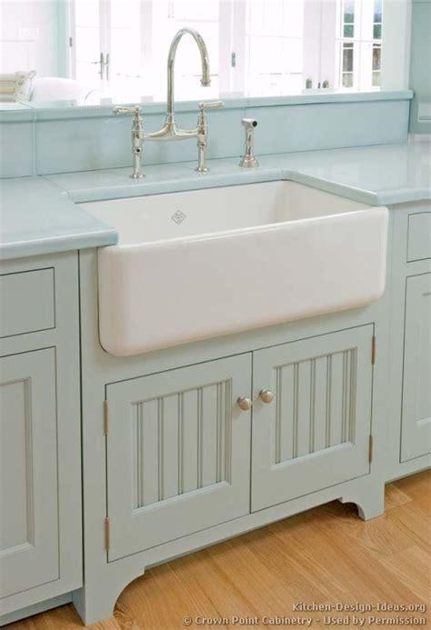 farmhouse style kitchen sink 30 идеи за винтидж кухни 1kam1 7168