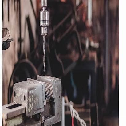 Tools Edm Machine Manufacturing Farrier Forge Railroad