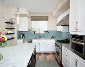 kitchen backsplash ideas a splattering of the most - Glass Backsplash Tile For Kitchen