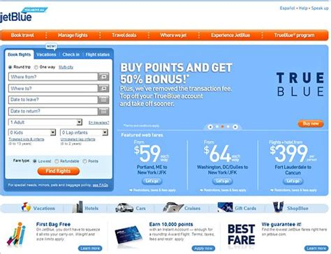 phone number for jetblue comparing two airline websites lessons about design and