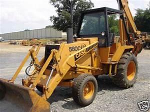 Case 580 C Service Repair Manual 580c Maintenance Backhoe