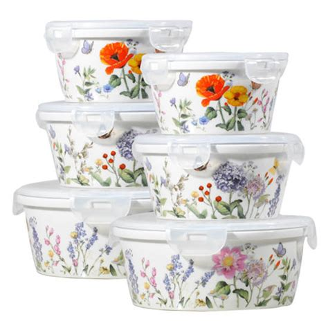 ceramic kitchen storage containers jade garden porcelain food container id 4715343 product 5184