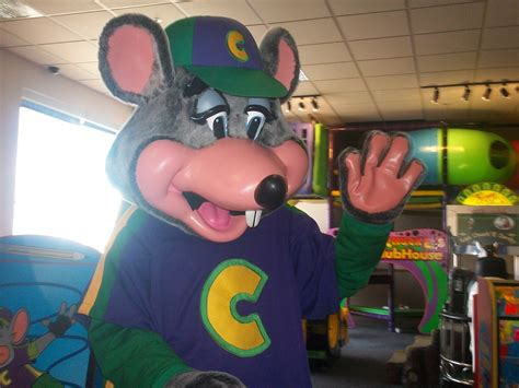 chuck e cheese – Jennifer DeCuir, Romance Author