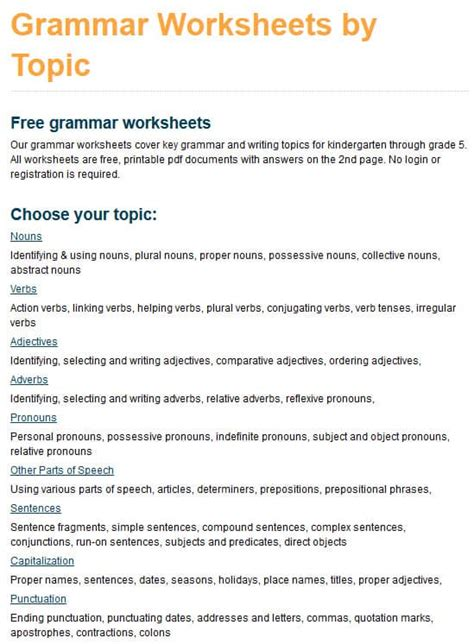 hundreds   grade  grammar worksheets  learning