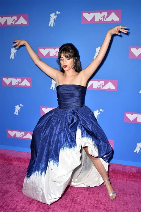 Camila Cabello Attends Mtv Video Music Awards