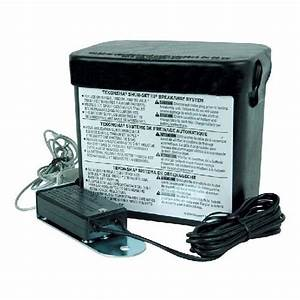 Tekonsha Breakaway Switch With Abcd Charger  1028