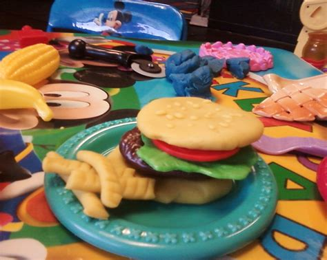 play doh cuisine play doh food and pretend restaurant stuff