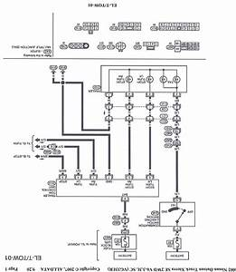 2001 Nissan Xterra Wiring Harness Diagram