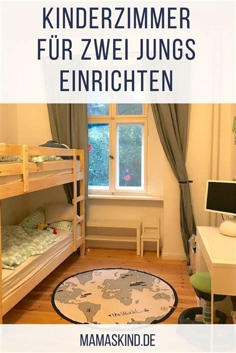 Aufbewahrung Kinderzimmer Junge by Kinderzimmer F 252 R Zwei Jungs Ideen Zum Einrichten Mit