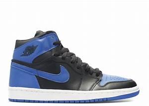 air jordan 1 retro - black/royal blue - Air Jordans ...
