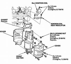 Catalytic Converters  Location And How Many  I Am Trying