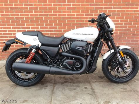 Harley-davidson Street Rod Xg750a For Sale In London