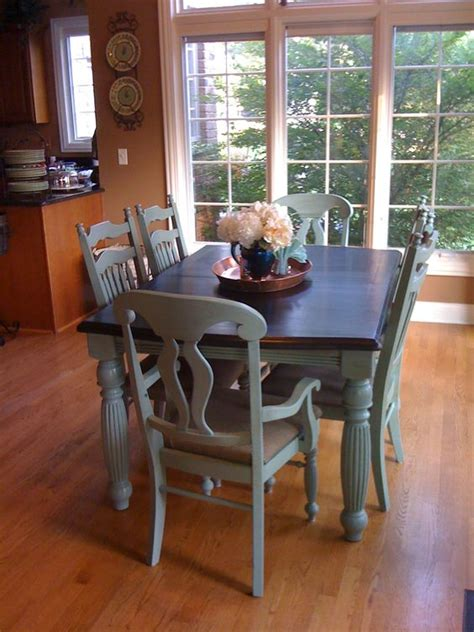 is chalk paint durable for kitchen table painted furniture ideas 6 great paint colors for kitchen