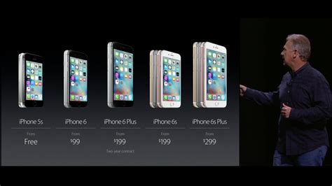 Price Of Iphone Apple Iphone 6s And 6s Plus Photos Specs Features