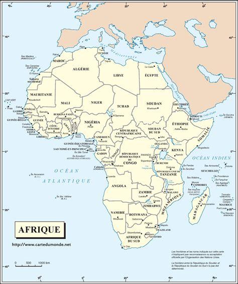 Carte Du Monde Afrique Europe by Carte Afrique Carte Du Monde