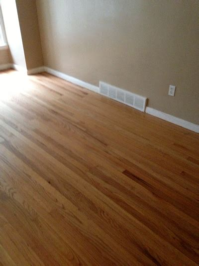 floor refinishing supplies home newly refinished oak hardwood floors project gallery