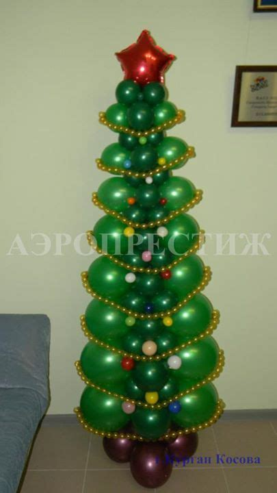 how to make a balloon christmas tree 78 images about balloon decoration on