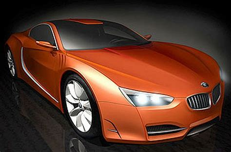 Fuel Efficient Supercars by Eco Cars Bmw To Develop Fuel Efficient Supercar Ecofriend
