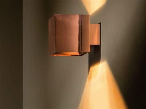 direct indirect light wall light dartling up copper