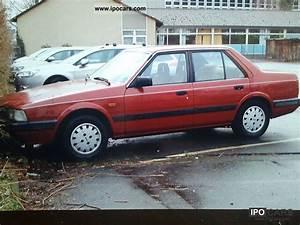 1986 Mazda 626 Glx 2 0