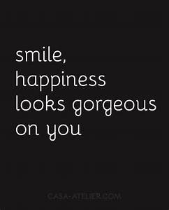 30 Inspiring Smile Quotes – Quotes Words Sayings