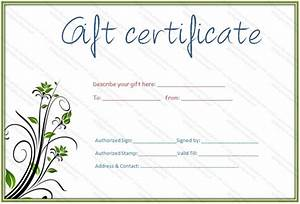 blank gift certificate template free download With templates for gift certificates free downloads