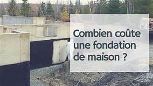 Combien De Watt Par M2 : prix d 39 une fondation de maison ~ Melissatoandfro.com Idées de Décoration